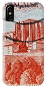 1949 Republique Francaise Stamp IPhone Case