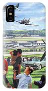 1950 Airshow IPhone Case