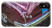 1950 Chevrolet Tailights And Bumper IPhone Case