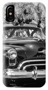 1950 Oldsmobile 88 -105bw IPhone Case