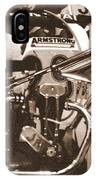 1950 Rotrax-jap IPhone Case