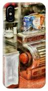 1950's - The Greasy Spoon IPhone Case