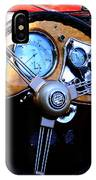1951 Mg Td Dashboard IPhone Case