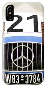 1952 Mercedes-benz W194 Coupe IPhone Case