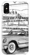 1953 Chevrolet Corvette IPhone Case