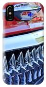 1953 Chevrolet Grille Emblem IPhone Case
