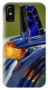 1953 Pontiac Hood Ornament 3 IPhone Case