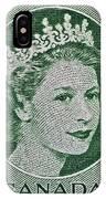 1954 Canada Stamp IPhone Case