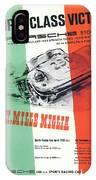 1954 Xxi Mille Miglia IPhone Case