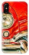 1955 Buick Century IPhone Case