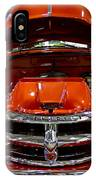 1955 Chevrolet Truck-american Classics-front View IPhone Case