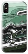 1955 Desoto Grille IPhone Case