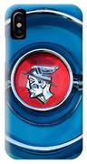1955 Mercury Monterey  Emblem IPhone Case