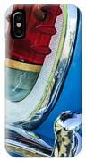 1955 Mercury Monterey Taillight IPhone X Case