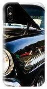 1956 Chevy Bel Air Down The Side IPhone Case
