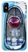 1956 Chevy Bel-air Taillight  IPhone Case