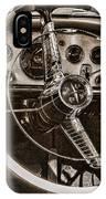 1956 Desoto Dash IPhone Case
