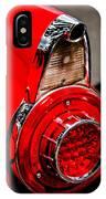 1956 Ford Thunderbird Taillight -247c IPhone Case