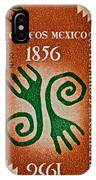 1956 Mexico Stamp IPhone Case