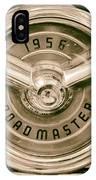 1956 Roadmaster IPhone Case
