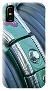 1957 Chevrolet Corvette Glove Box IPhone Case