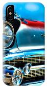1957 Chevy Grille IPhone Case