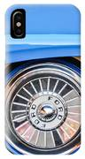 1957 Ford Fairlane Wheel IPhone Case