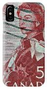 1957 St. Lawrence Seaway Opening Stamp IPhone Case