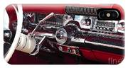 1958 Buick Special Dashboard IPhone Case