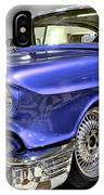 1958 Cadillac Deville IPhone Case