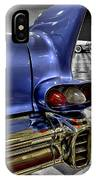 1958 Cadillac Deville Taillight IPhone Case