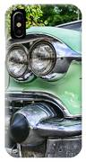 1958 Cadillac Headlights IPhone Case
