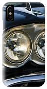 1958 Chevy Impala Headlights IPhone Case