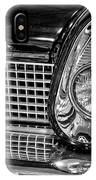 1958 Lincoln Continental Headlight IPhone Case