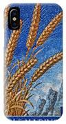 1958 San Marino Stamp IPhone Case