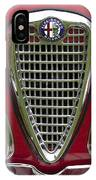 1959 Alfa Romeo Giulietta Sprint Grille IPhone Case