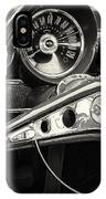 1959 Chevrolet Dash IPhone Case