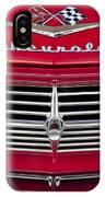1959 Chevrolet Grille Ornament IPhone Case