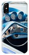 1960 Chevrolet Bel Air 4 012315 IPhone Case