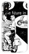 1960 Harley Davidson  IPhone Case