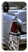 1961 Lincoln Continental Taillight IPhone Case