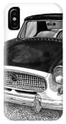 1961 Nash Metro In Black White IPhone Case