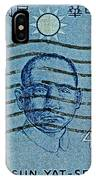 1961 Sunyat-sen China Stamp IPhone Case