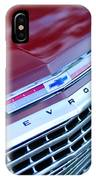 1962 Chevrolet Impala Ss Grille IPhone Case