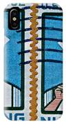1962 Nursing Stamp Collage IPhone Case