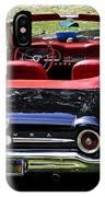 1963 Ford Futura Convertible IPhone Case