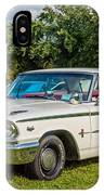 1963 Ford Galaxie 500xl Hardtop IPhone Case
