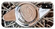 1964 Shelby 289 Cobra Wheel Emblem -0666c IPhone Case