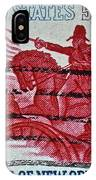 1965 Battle Of New Orleans Stamp IPhone Case