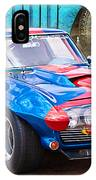 1965 Corvette Front View IPhone Case